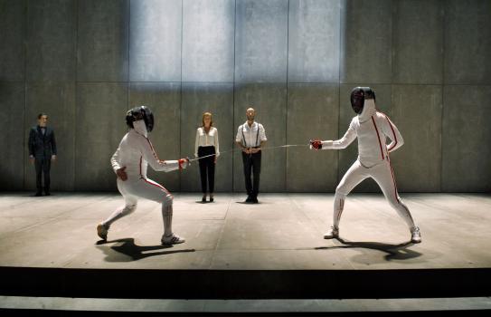 Hamlet - Teatre Lliure 5