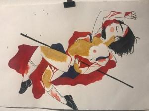 FRIDA KAHLO. Una biografia, de María Hesse - Sala Fènix - il.lustracions de Maria Hesse - - 1