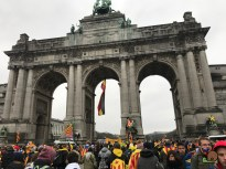 anifestació a Brussel.les - 07.12.2017 - - 16