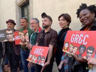 Rode de premsa FESTIVAL GREC 2019 - Palau de la Virreina - Voltar i Voltar - - 7