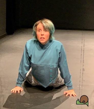 Beatriz Barreiro - Mostra de Solos a l'Antic Teatre - Voltar i Voltar