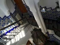 escala principal torre Bellesguard - 10