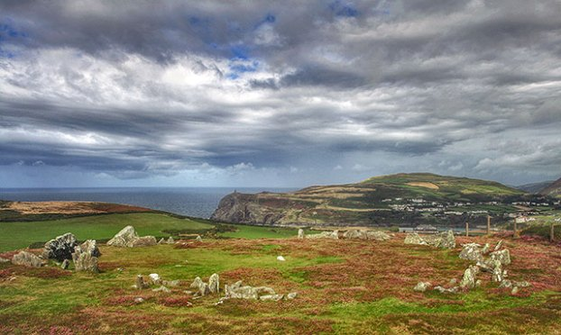 isle of man landscape