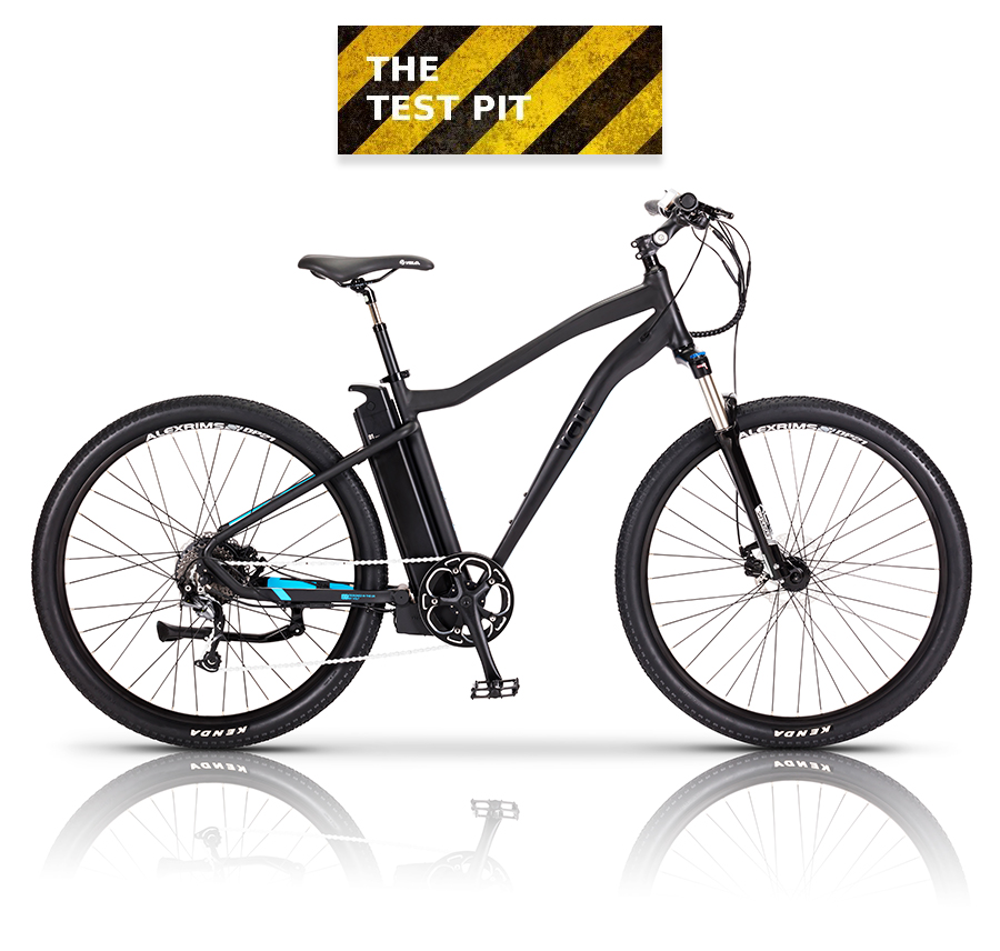 The Test Pit reviews the VOLT Alpine electric bike