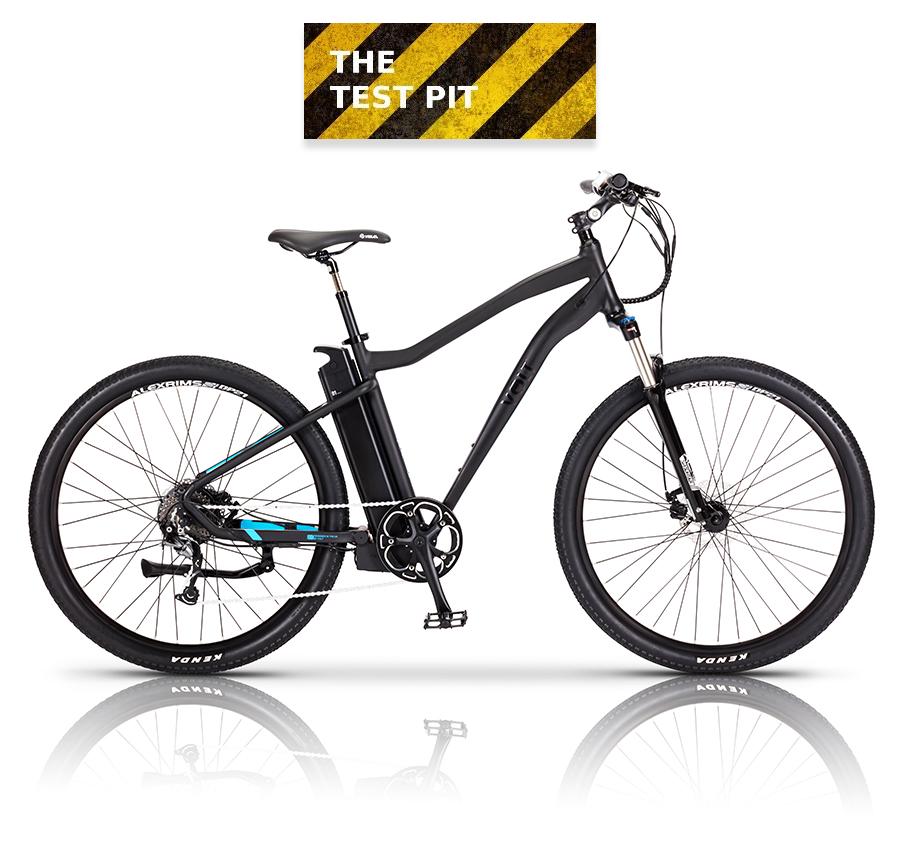 The Test Pit reviews the VOLT Alpine electric bike