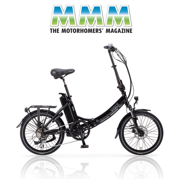 The Motorhomers' Magazine (MMM) features the Metro LS