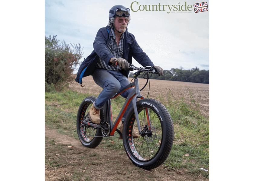 Countryside magazine bigfoot e-bikes