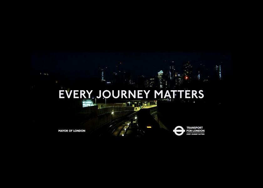 Kensington in TfL Advert