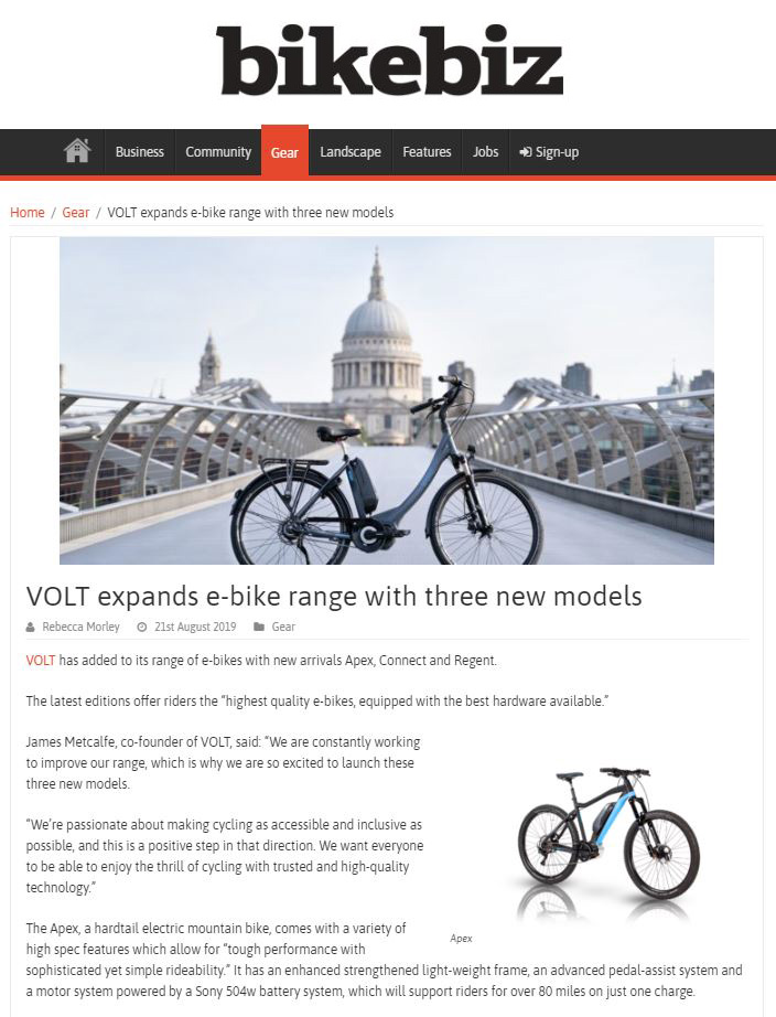 Bike Biz Looks at 3 new Shimano Steps models in the Volt range Screenshot