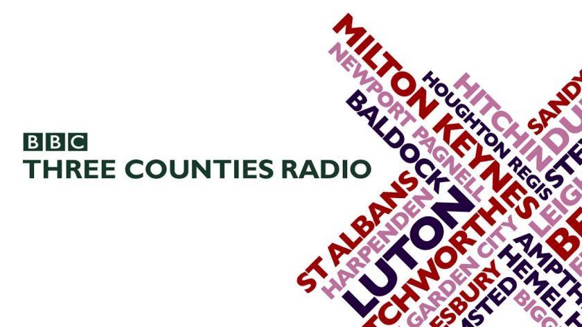 New UK Factory on BBC Three Counties Radio