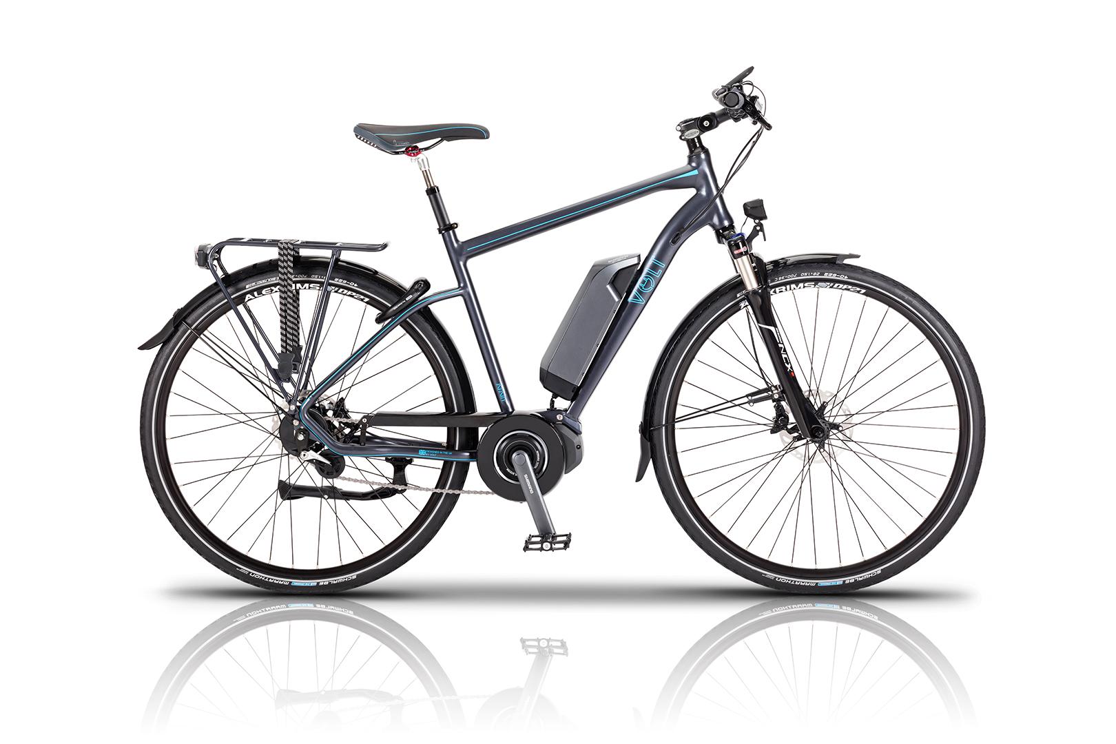 Infinity Shimano Steps E Bike From Volt