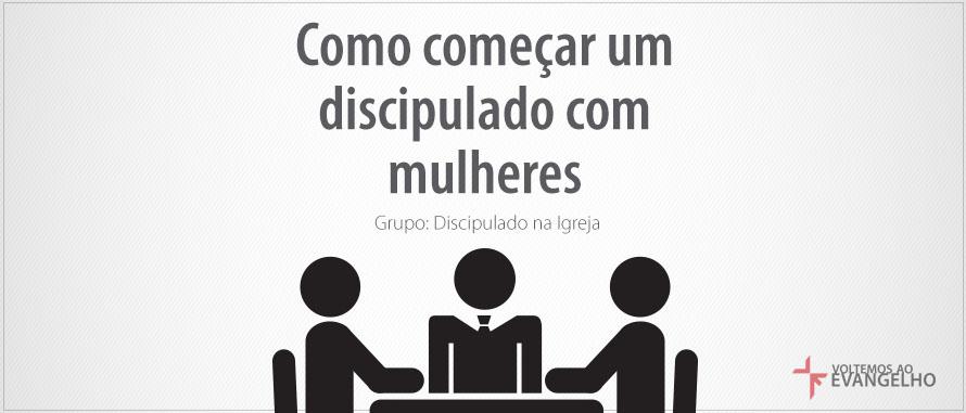 DiscipuladoEIgreja-ComoComecar