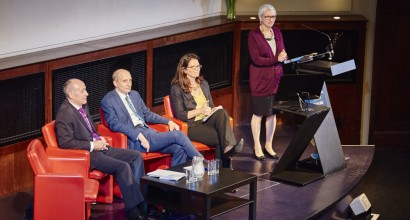 Bridget Rosewell speaks at RGS event: Is London too big to succeed?