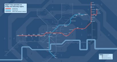 The Night Tube has arrived!