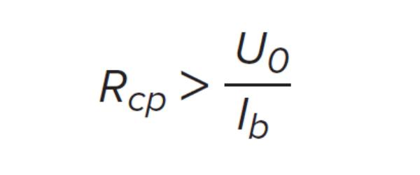 Rcp formula