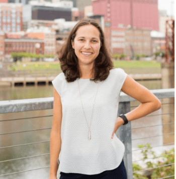 Holly Tilden, managing director Nashville Teacher Residency