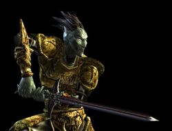 The Nerevarin, the Protector of Morrowind