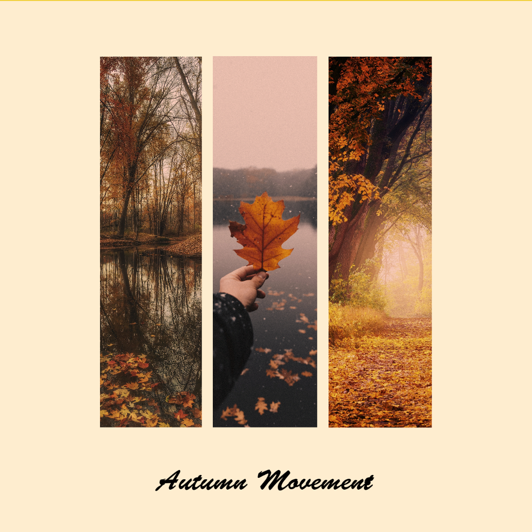 Everyday Poem: Autumn Movement