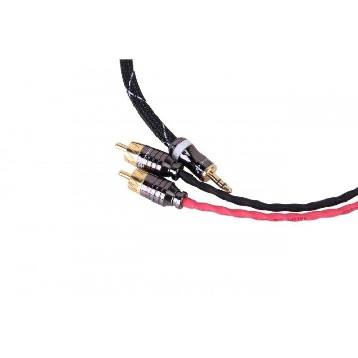 HiFimeDIY – 3.5mm (headphone jack) to RCA cable 1m