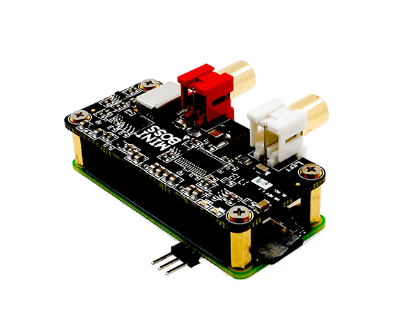 ALLO – MiniBoss for RPI Zero