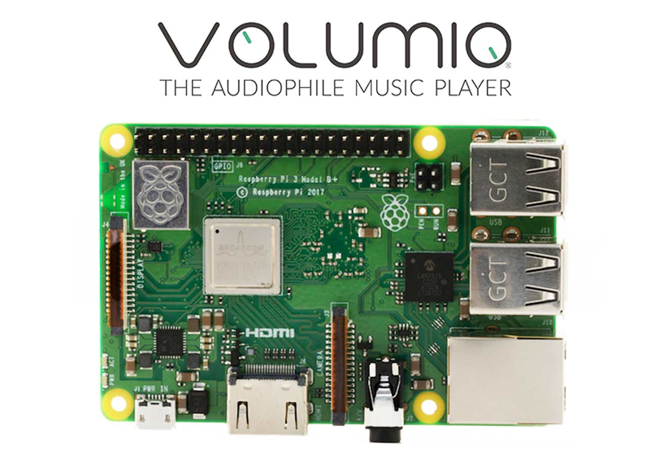 My TOP 5 Volumio-raspberry-pi-3-b-plus