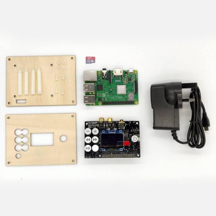 NanoSound Player Timber