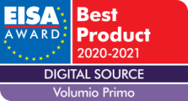 EISA-Award-Volumio-Primo