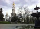 Vistas plaza de la catedral