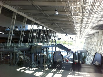 Terminal internacional, Lviv