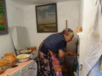 una de las abuelas cocineras