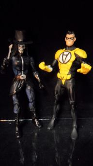 Voluntaryist Action Figure By The Official Sinister Customs