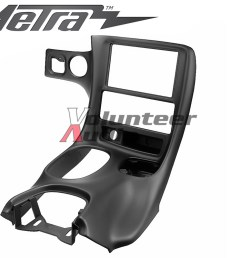 details about metra dp 3021b double din radio stereo dash install kit for 97 04 corvette [ 1000 x 800 Pixel ]