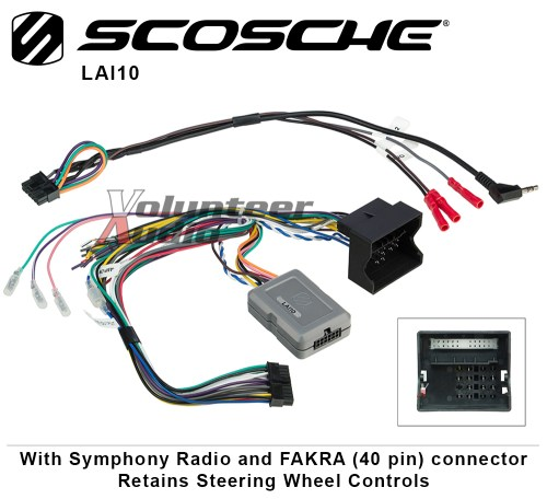 small resolution of details about scosche lai10 link interface with symphony radio and swc retention