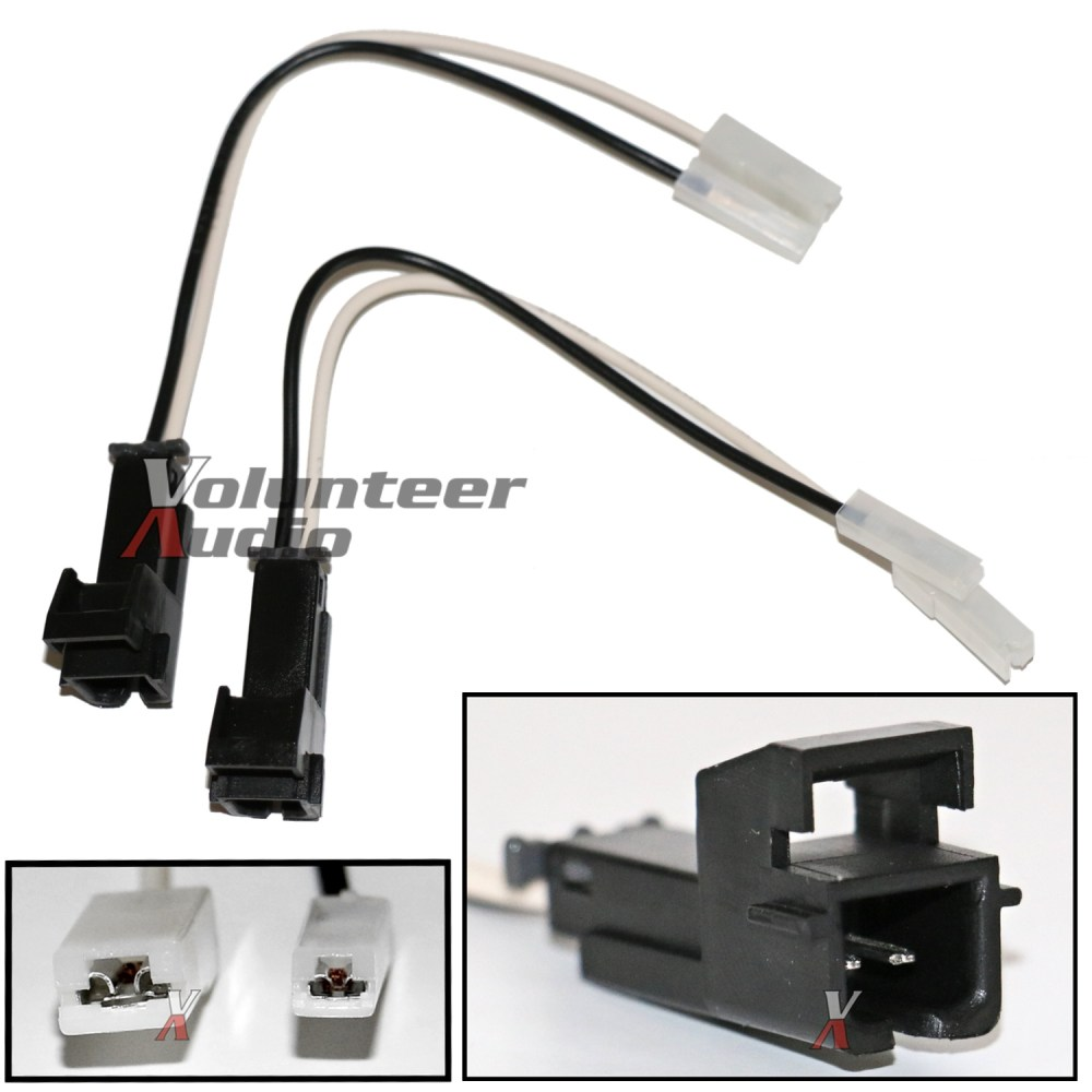 medium resolution of one pair scosche shgm03b select general motors speaker wiring scosche wiring harness 2004 grand prix