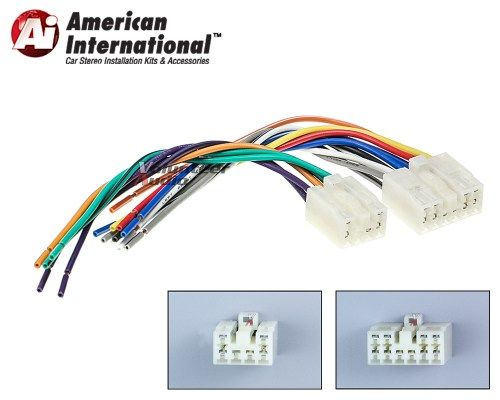 small resolution of international pickup wiring harness