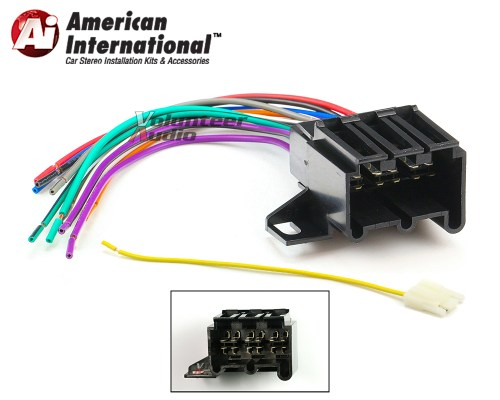 small resolution of early gm car stereo cd player wiring harness wire aftermarket radiodetails about early gm car stereo