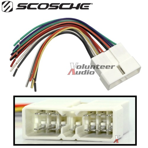 small resolution of geo car stereo cd player wiring harness wire aftermarket radio