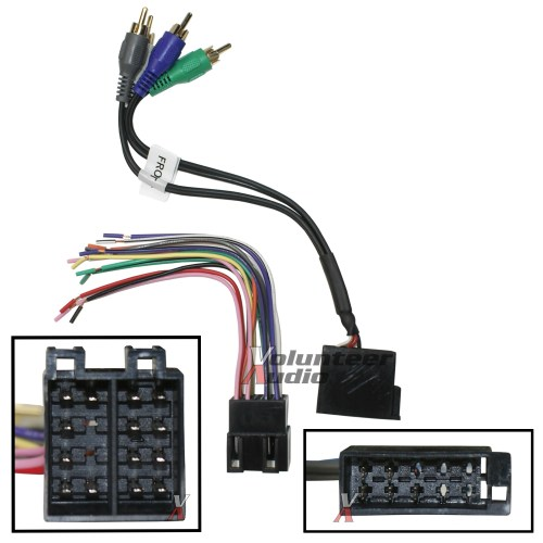 small resolution of details about car stereo cd player wiring harness wire aftermarket radio install