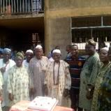 Love project with all Bariga high chiefs