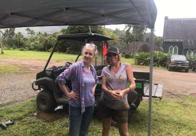 Kauai Internship Highlight: Amanda Niles, Sustainable Agriculture and Community Outreach Intern