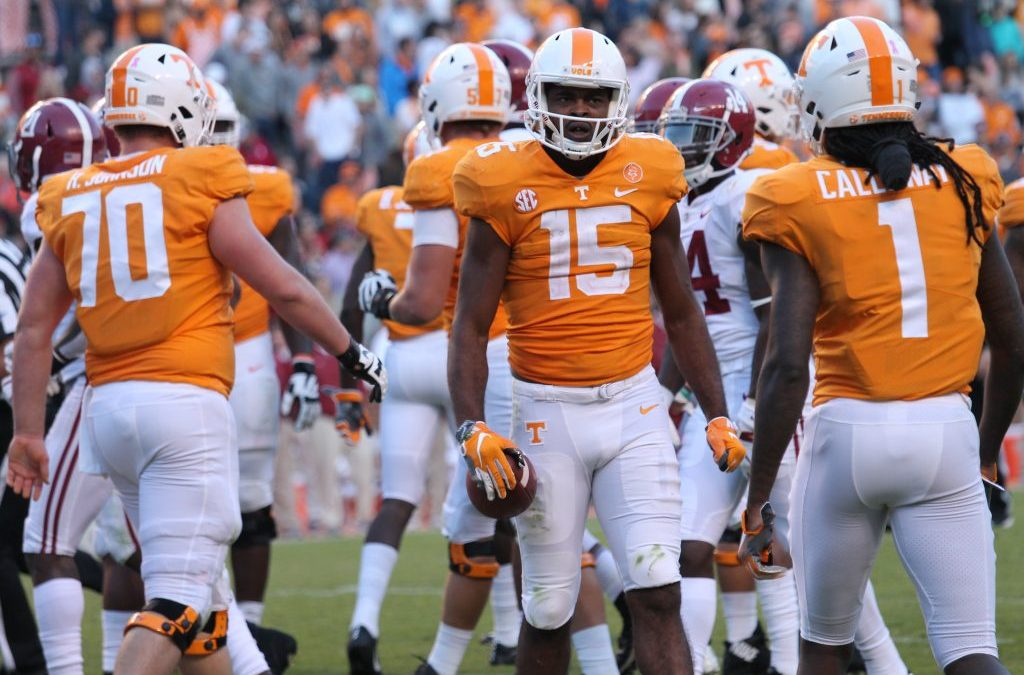 Vols' Passion Against Alabama Proves the Culture is Changing