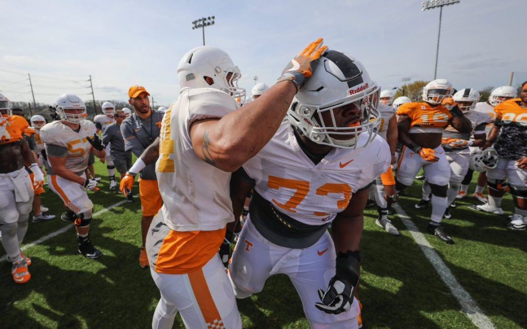 COLUMN: O-Line is the Key to Success for UT Against UAB
