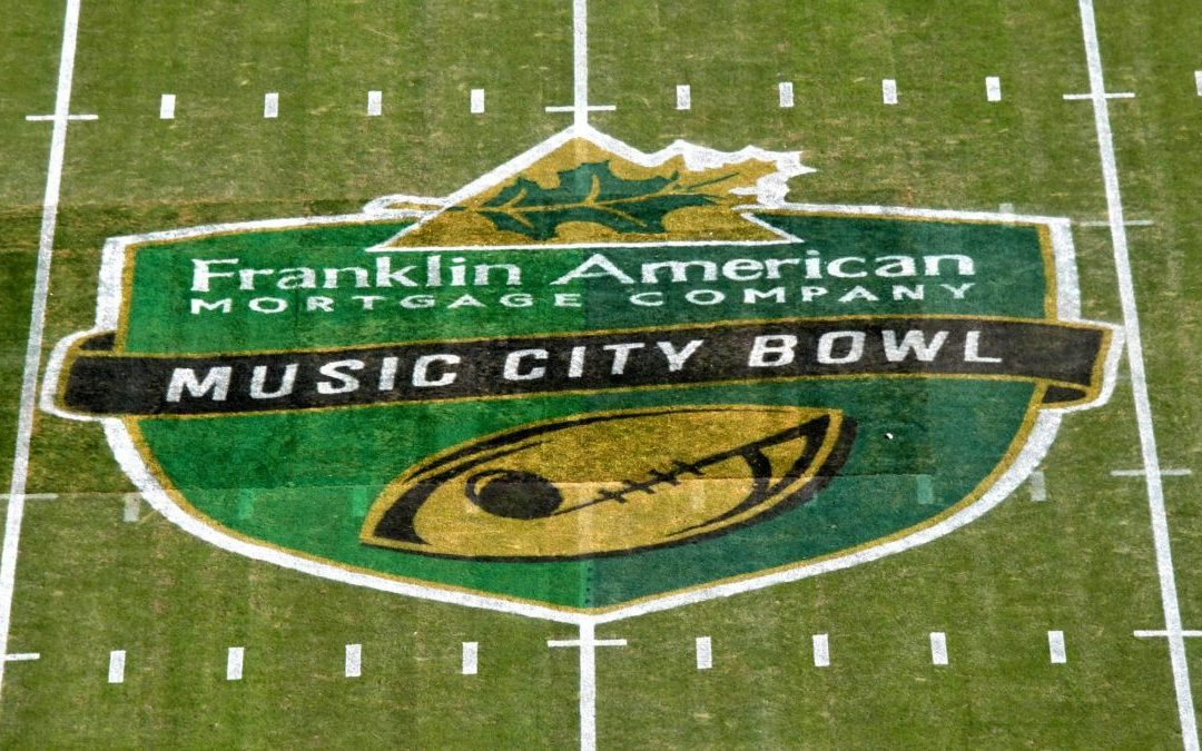 Tennessee Trending Toward Music City Bowl
