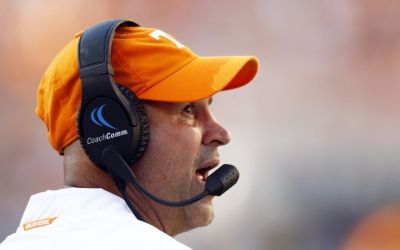 Tennessee Players' Faith in Jeremy Pruitt Was Key To Vols' Late Season Success