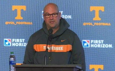 Jeremy Pruitt Speaks With Media In Friday Virtual Press Conference