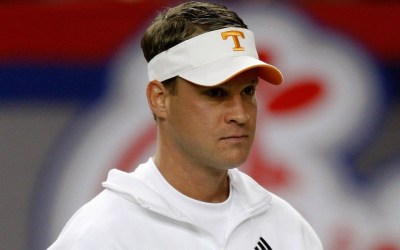 "Kiffin Claims The Future Is ""Very Bright"" At Tennessee"