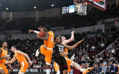2020 Vols Basketball Preview