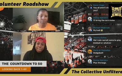 The Collective Unfiltered Ep.49 Live With Lex and Jay Countdown To 50