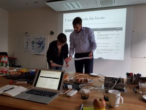 Fundraising Workshop in Mainz