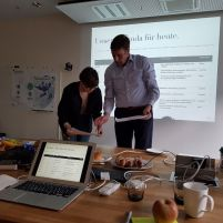 Fundraising Workshop in Mainz
